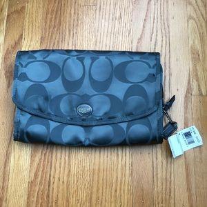 NWT Coach travel bag